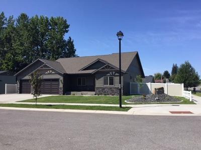 Hayden Single Family Home For Sale: 11151 N Sage Ln