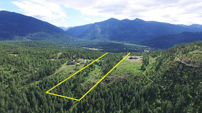 Clark Fork Residential Lots & Land For Sale: NNA Majestic Mountain Rd