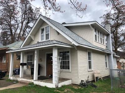 Kellogg Single Family Home For Sale: 309 S Maple St