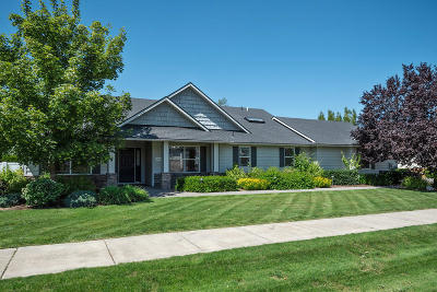Rathdrum Single Family Home For Sale: 13431 N Bermuda Grass Ln