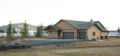 Coeur D'alene, Dalton Gardens Single Family Home For Sale: 6005 W Meadowbrook Loop
