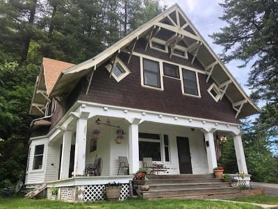 Shoshone County Single Family Home For Sale: 101 Pine St.