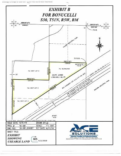 Hauser, Post Falls Residential Lots & Land For Sale: Nna N Beck Road