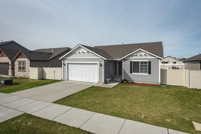 Hauser Lake, Post Falls Single Family Home For Sale: 3335 N Woodford St
