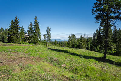 Coeur D'alene Residential Lots & Land For Sale: 4710 S. Greenfield Lane