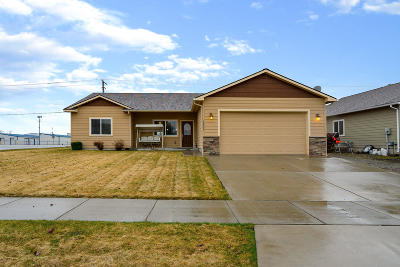 Rathdrum Single Family Home For Sale: 14809 N Nixon Loop