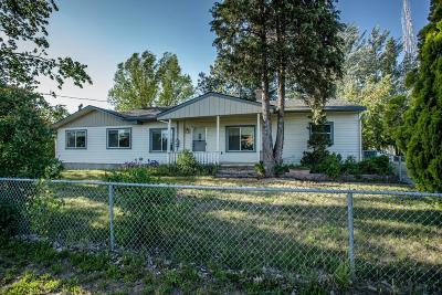 Post Falls Single Family Home For Sale: 2367 W Fisher Ave