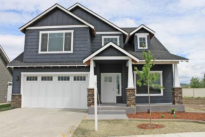 Coeur D'alene, Dalton Gardens Single Family Home For Sale: 7839 N Hibiscus Ln