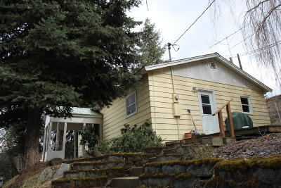 St. Maries ID Single Family Home For Sale: $112,000
