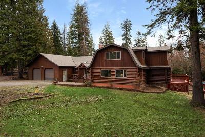 Hayden, Hayden Lake Single Family Home For Sale: 15330 N Pinewood Way