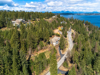 Coeur D'alene Residential Lots & Land For Sale: NNA Harbor View Dr