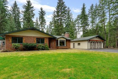 Hayden, Hayden Lake Single Family Home For Sale: 400 E Lancaster Rd