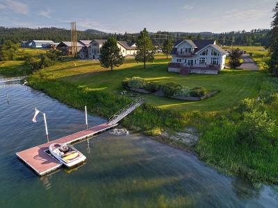 Newport Single Family Home For Sale: 282 Westshore Dr