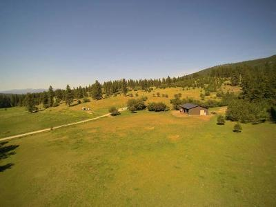 Post Falls Single Family Home For Sale: 4644 S State Line Rd