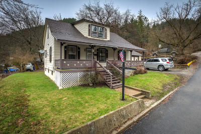 Shoshone County Single Family Home For Sale: 616 Chestnut Street