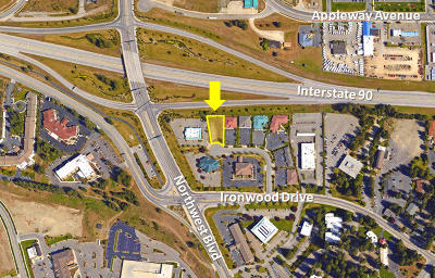 Coeur D'alene Residential Lots & Land For Sale: 1361 N Northwood Center Ct