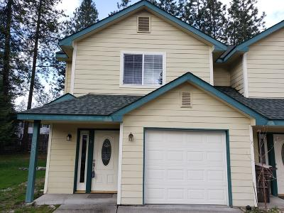 Shoshone County Condo/Townhouse For Sale: 306 S Division #D