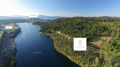 Coeur D'alene Residential Lots & Land For Sale: L4 S Millview Ln