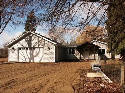 Bonners Ferry Single Family Home For Sale: 228 Bench
