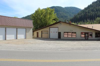 Shoshone County Single Family Home For Sale: 333 W Mullan Ave