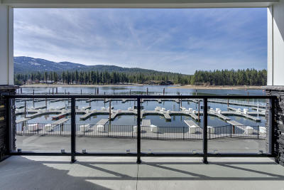 Kootenai County Condo/Townhouse For Sale: 447 W Waterside Dr #205