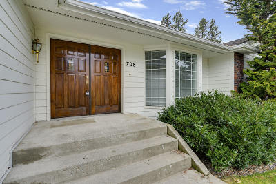 Post Falls Single Family Home For Sale: 708 Dundee Dr