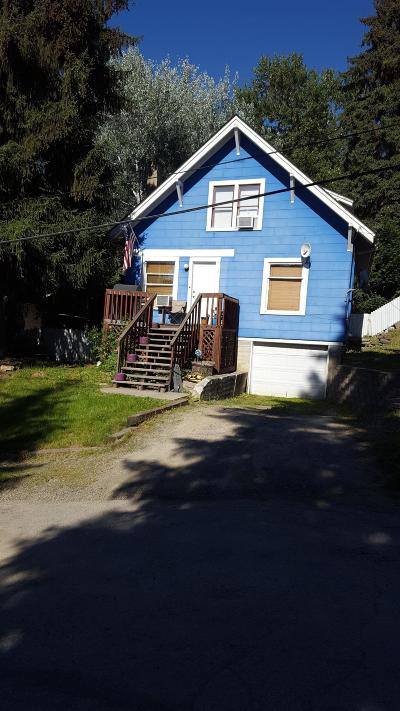 St. Maries ID Single Family Home For Sale: $109,900