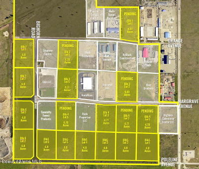 Post Falls Residential Lots & Land For Sale: L5B3 Hargrave Ave