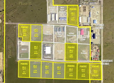 Post Falls Residential Lots & Land For Sale: L4B4 Hargrave Ave