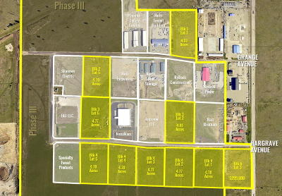 Post Falls Residential Lots & Land For Sale: L5B4 Hargrave Ave