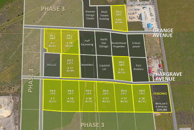 Post Falls Residential Lots & Land For Sale: L6B4 Hargrave Ave