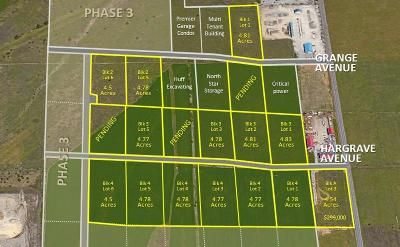 Hauser, Post Falls Residential Lots & Land For Sale: L3BA Pleasant View Rd