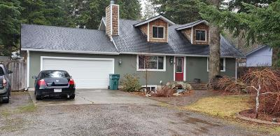 Rathdrum Single Family Home For Sale: 14864 N Juniper St