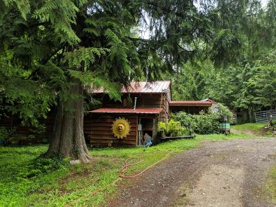 Sandpoint Single Family Home For Sale: 107 E Wrenco Rd