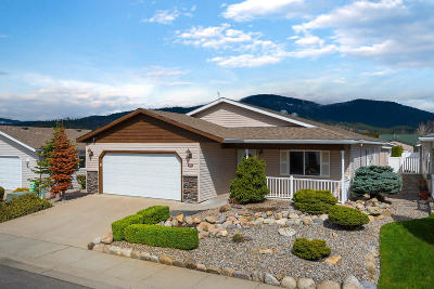 Rathdrum Single Family Home For Sale: 8563 W Rushmore St