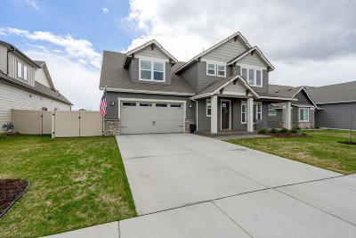 Coeur D'alene Single Family Home For Sale: 6710 N Rendezvous Dr