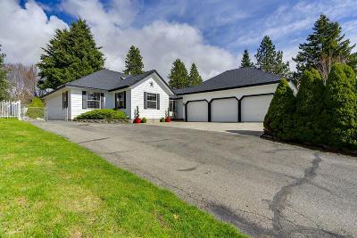 Hayden Single Family Home For Sale: 11451 N Avondale Loop