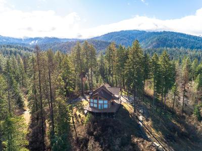 Hayden, Hayden Lake Single Family Home For Sale: 8070 E Dal Dr