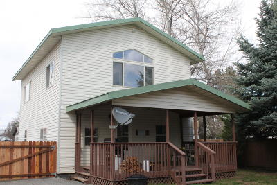 Sandpoint Single Family Home For Sale: 1315 Oak St.