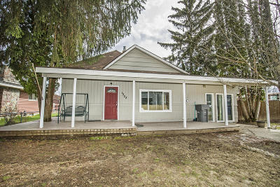 Sandpoint Single Family Home For Sale: 1323 Superior St