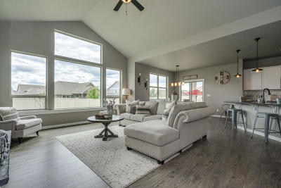Post Falls Single Family Home For Sale: 3682 N Cyprus Fox Loop