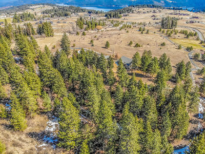 Coeur D'alene Residential Lots & Land For Sale: NNA S Raven Hill Rd
