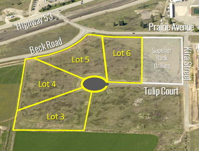 Post Falls Residential Lots & Land For Sale: L5B1 W Tulip Ct