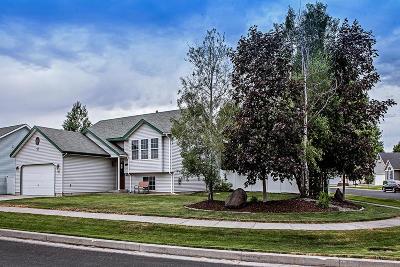Hayden Single Family Home For Sale: 8335 N Vantage Dr
