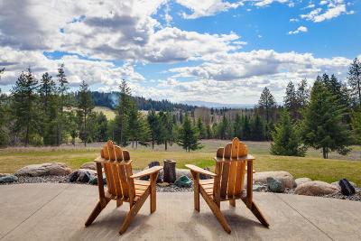 Hayden Single Family Home For Sale: 24649 N Rimrock Rd