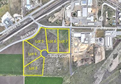 Hauser, Post Falls Residential Lots & Land For Sale: 16836 W Prairie Ave