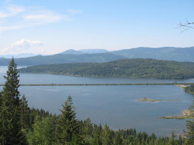 Sandpoint Residential Lots & Land For Sale: NKA Kirby Mt.