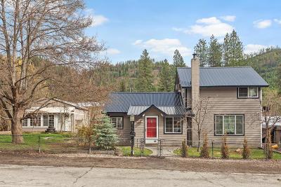 Shoshone County Single Family Home For Sale: 212 Main St