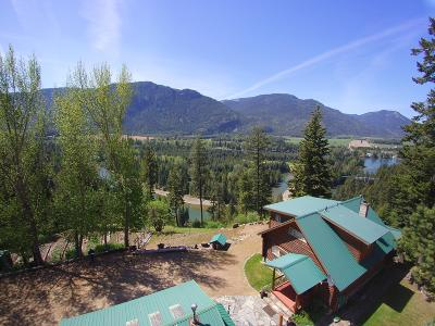 Clark Fork Single Family Home For Sale: 652 Mc Quade Gulch