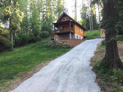 Sandpoint Single Family Home For Sale: 110 Cedar Dr